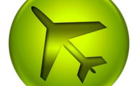 green-airplane
