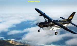 Spicejet Kodiak Plane