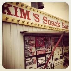 Kim's snack bar - Lake Champlain Islands