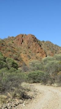 View near 'Miniremarkable Mine'