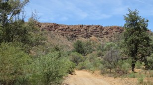 Views of areas around Arkaroola