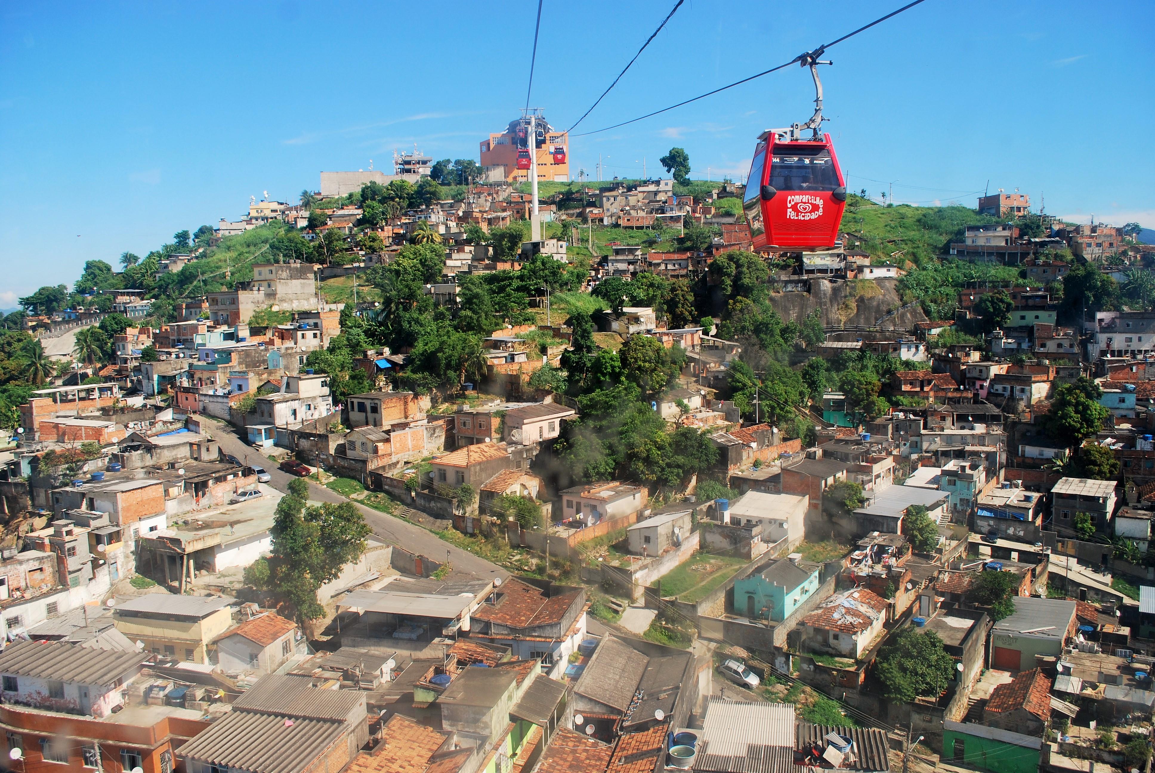 Favelas Do Rio De Janeiro