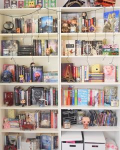 Loving The Look Of A Bookshelf