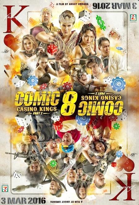 Download Film Comic 8 Part 2 : download, comic, Comic, Casino, Avidclever