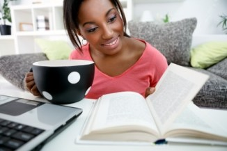 how to avoid falling behind in online classes