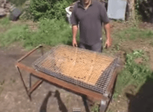 Barrel BBQ Grill video
