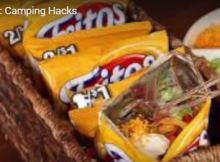10 Camping Hacks Taco in a bag