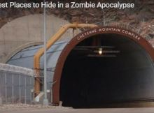 10 Secure Places to Hide in a Zombie Apocalypse