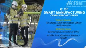 6 Degrees of SM What Does Smart Manufacturing Look Like to a Systems Integrator