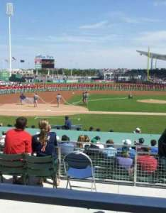 Jetblue park section row seat also home of boston red sox rh aviewfrommyseat