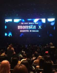 The theatre at grand prairie section row  seat also rh aviewfrommyseat