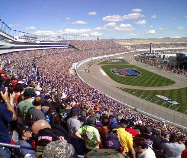 Las Vegas Motor Speedway Section Pt