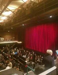 The joyce theater section loge row lg seat also rh aviewfrommyseat