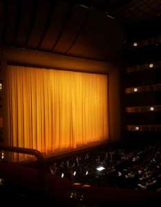 David  koch theater section nd ring row  seat also rh aviewfrommyseat
