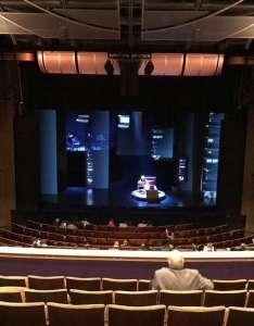 Ahmanson theatre section mezzanine row  seat also rh aviewfrommyseat