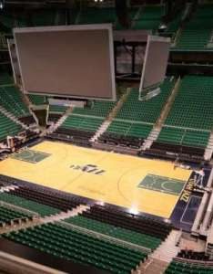 Vivint smart home arena section row also of utah jazz rh aviewfrommyseat