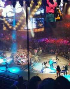 Vivint smart home arena section row seat also concert photos at rh aviewfrommyseat