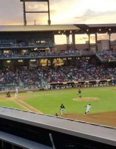Southwest university park section row  seat el paso chihuahuas also home of rh aviewfrommyseat