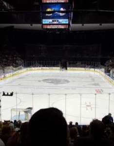 Jacksonville veterans memorial arena section row  seat also home of sharks rh aviewfrommyseat