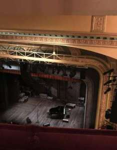Walter kerr theatre section balcony row  seat also rh aviewfrommyseat