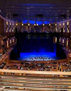 The music center at strathmore section grand tier row  seat baltimore symphony orchestra also concert  tour photos rh aviewfrommyseat