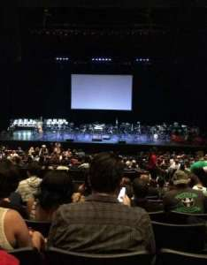 The theatre at grand prairie section row kk seat also rh aviewfrommyseat