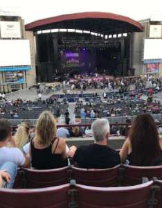 Jones beach theater section  row ff seat also rh aviewfrommyseat