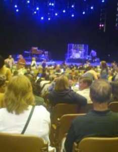 Wolf trap section orchestra row  seat also rh aviewfrommyseat