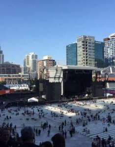 Petco park also concert photos at rh aviewfrommyseat
