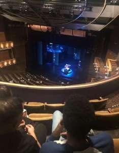 Ahmanson theatre section balcony row  seat also rh aviewfrommyseat