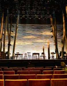 Ahmanson theatre section orchestra row  seat also rh aviewfrommyseat