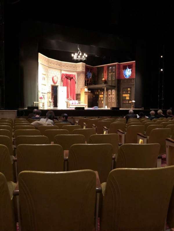 Fisher Theater Seating Chart : fisher, theater, seating, chart, Photos, Fisher, Theatre