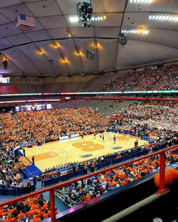 Carrier Dome Basketball Seating Chart : carrier, basketball, seating, chart, Photos, Carrier