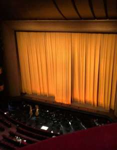 David  koch theater section th ring row  seat also rh aviewfrommyseat
