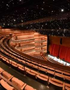 Eccles theater section tier row  seat also rh aviewfrommyseat