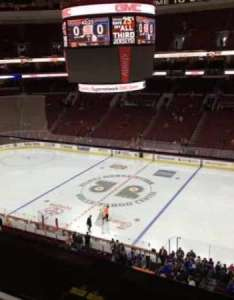 Video link wells fargo center section row seat also home of philadelphia flyers rh aviewfrommyseat