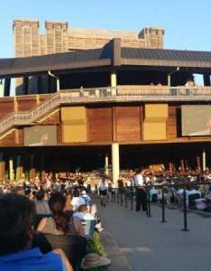 Wolf trap section lawn row ga seat also rh aviewfrommyseat