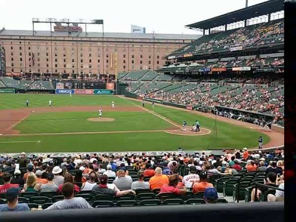 Oriole Park At Camden Yards Seating Map Brokeasshome Com
