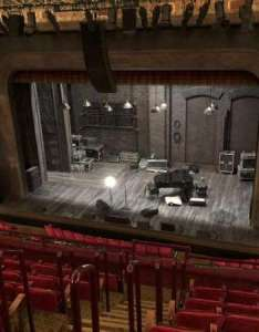 Walter kerr theatre section mezz  row  seat also rh aviewfrommyseat