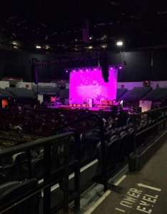 Pechanga arena section  row seat also concert photos at rh aviewfrommyseat