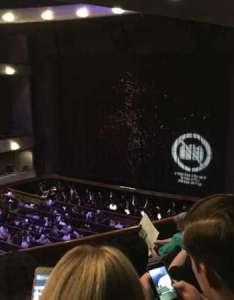 Winspear opera house section mezzanine center row  seat also rh aviewfrommyseat