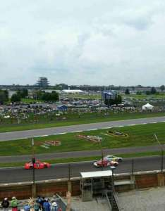 Indianapolis motor speedway section row qq seat also rh aviewfrommyseat