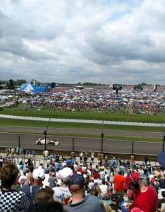 Indianapolis motor speedway section row kk seat also rh aviewfrommyseat