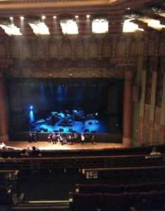 The wiltern section mezz right row  seat also rh aviewfrommyseat
