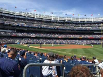 Yankee Stadium Section 011