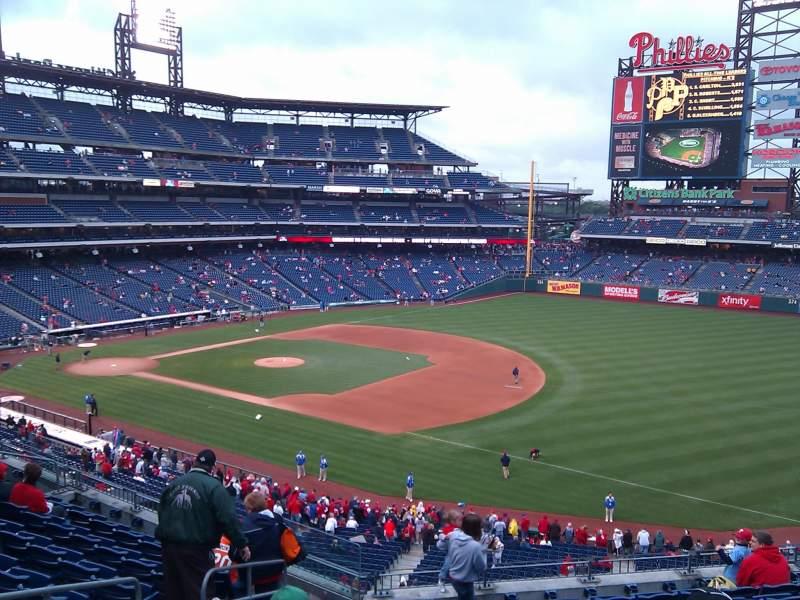 Phillies Iphone Wallpaper Citizens Bank Park Section 210 Home Of Philadelphia Phillies
