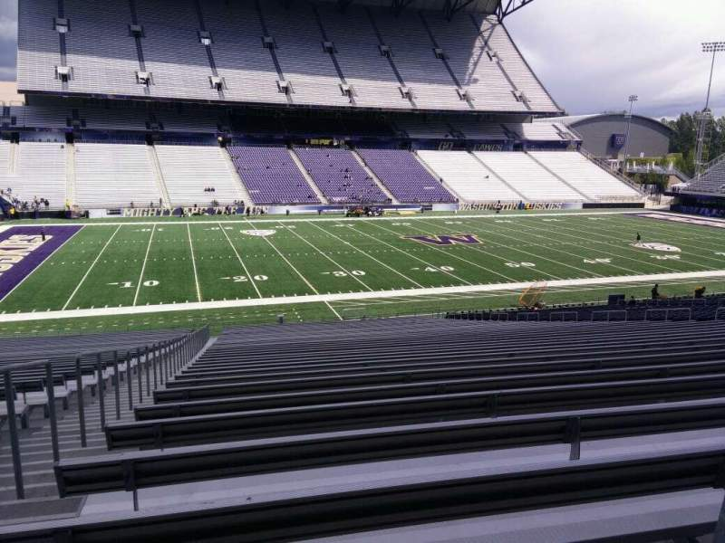 Apps For Iphone X Wallpaper Husky Stadium Interactive Seating Chart