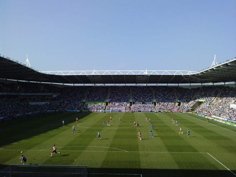 Sheffield United Iphone Wallpaper Madejski Stadium Section R28 Row Q Seat 0089 Reading F C