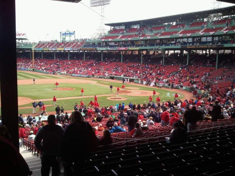 Red Sox Wallpaper Iphone X Fenway Park Section Grandstand 27 Home Of Boston Red Sox