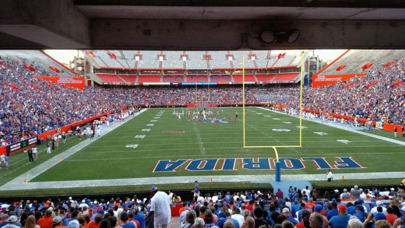 Florida Gators Iphone Wallpaper Ben Hill Griffin Stadium Interactive Seating Chart